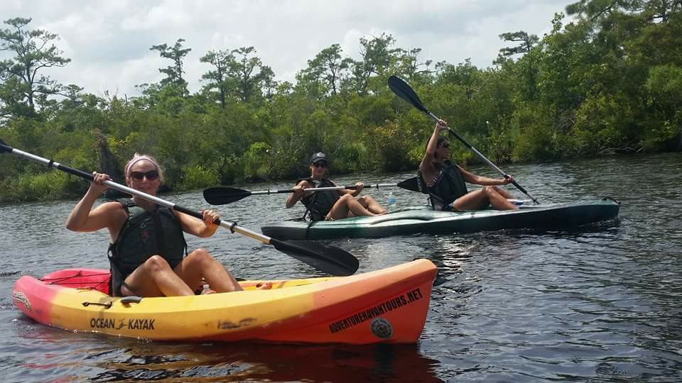 Adventure Kayak Tours Virginia Beach